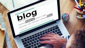Kako napisati dober blog članek oz vsebine